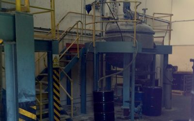 Our Industrial Tank Cleaning Service