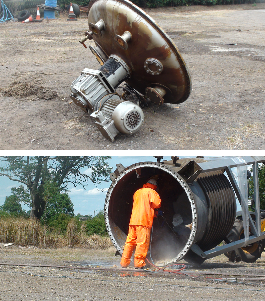 What is Industrial Tank Cleaning