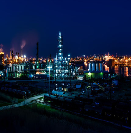 Petrochemical Plants Image