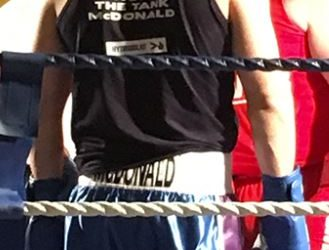 Boxing for Cancer