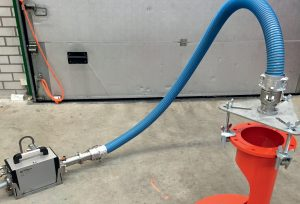 Commercial tube cleaning