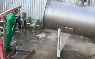 Seven Uses of High Pressure Water Jetting