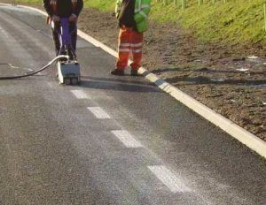 Road Marking Removal