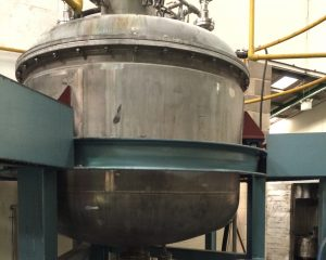 industrial tank cleaning equipment