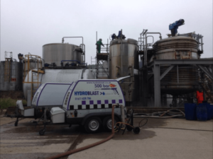 How Tank Cleaning can benefit business