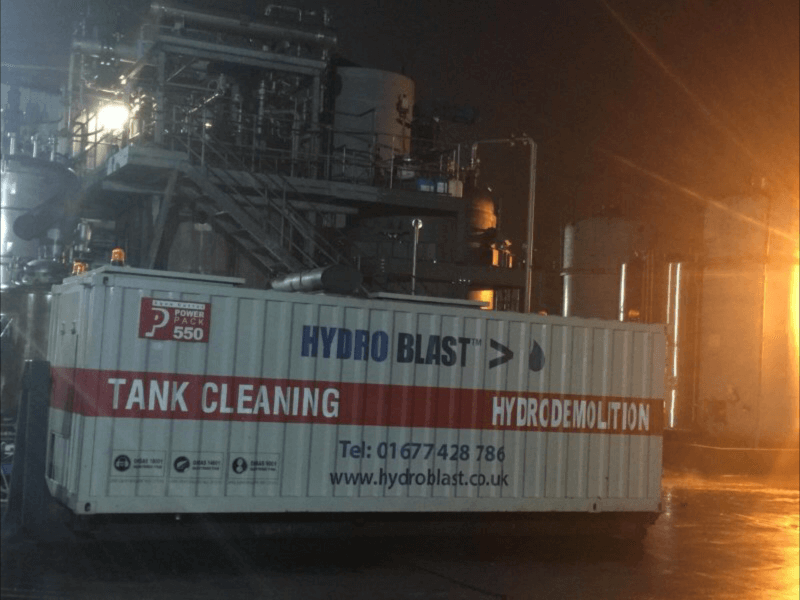 How Tank Cleaning can Benefit Your Business