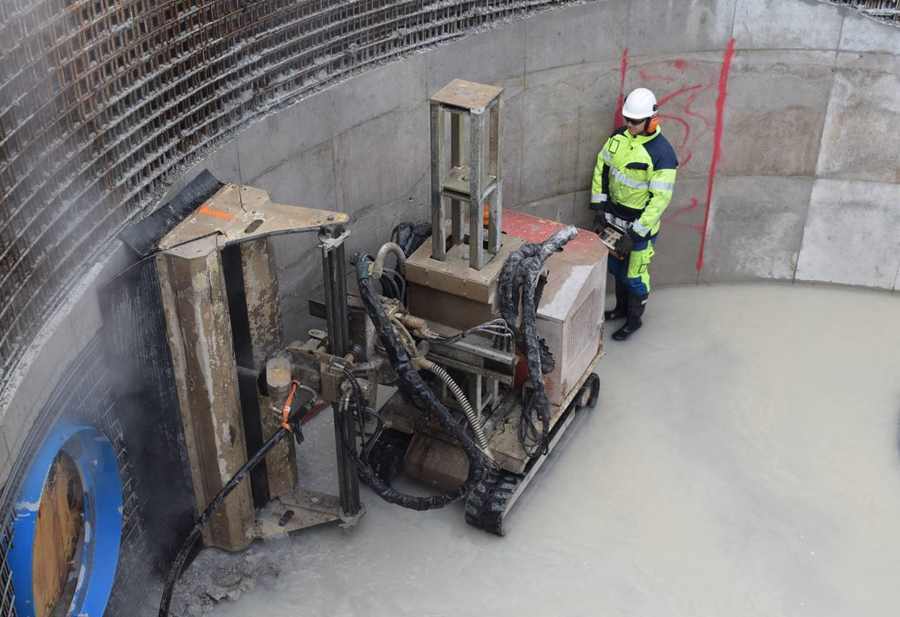 Hydroblast- Hydrodemolition and Water Jetting Experts