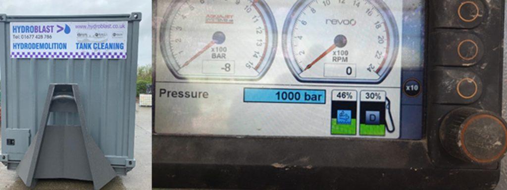 powerpack pressure